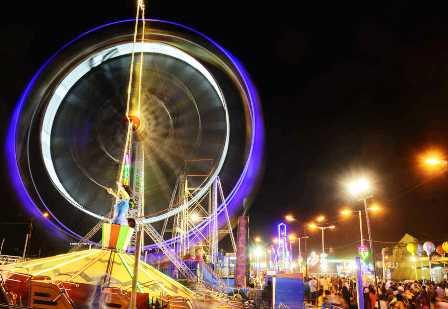 Dasara Exhibition in Mysore Dasara Festival