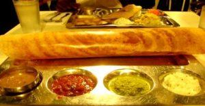 Madurai-Meenakshi Temple-Street Food-Delicious Dosa