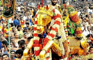 ChithiRai Festival of Madurai Meenakshi Amman Temple