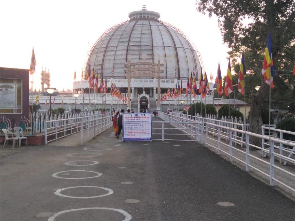 DeekshaBhoomi is amongst the best places to visit in Nagpur