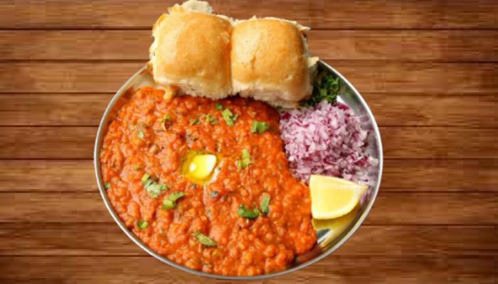 Pav Bhaji the king of Street Food