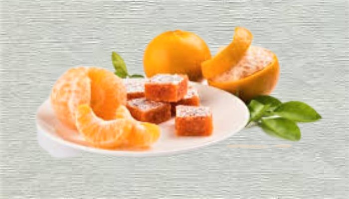 Santra Burfi- The City's Street Food