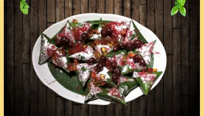 Paan- The city's yummy Street Food