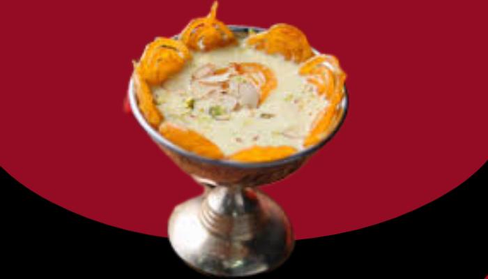 Rabdi Jalebi- The City's mouth watering Street Food