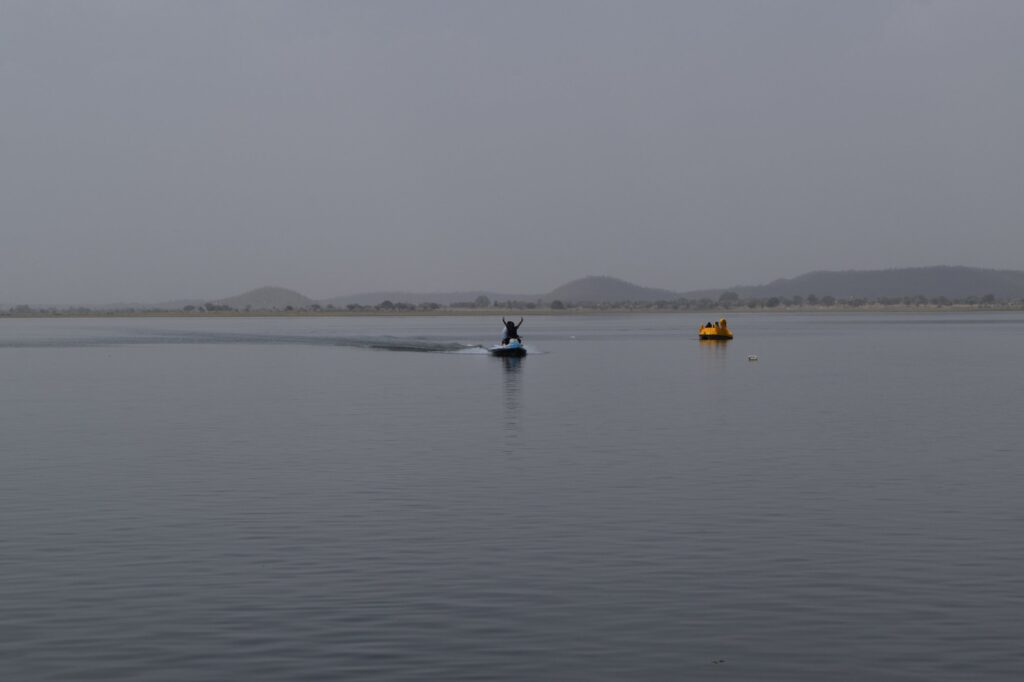 Khindsi Lake ,one of the biggest lakes of central India and is one of the best places to visit in Nagpur