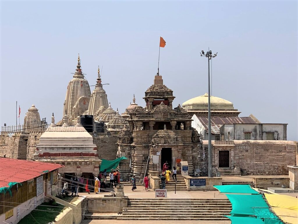Ramtek Temple is one of the best places to visit in Nagpur