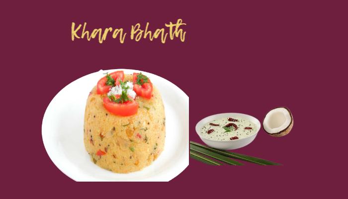 Khara Bhath